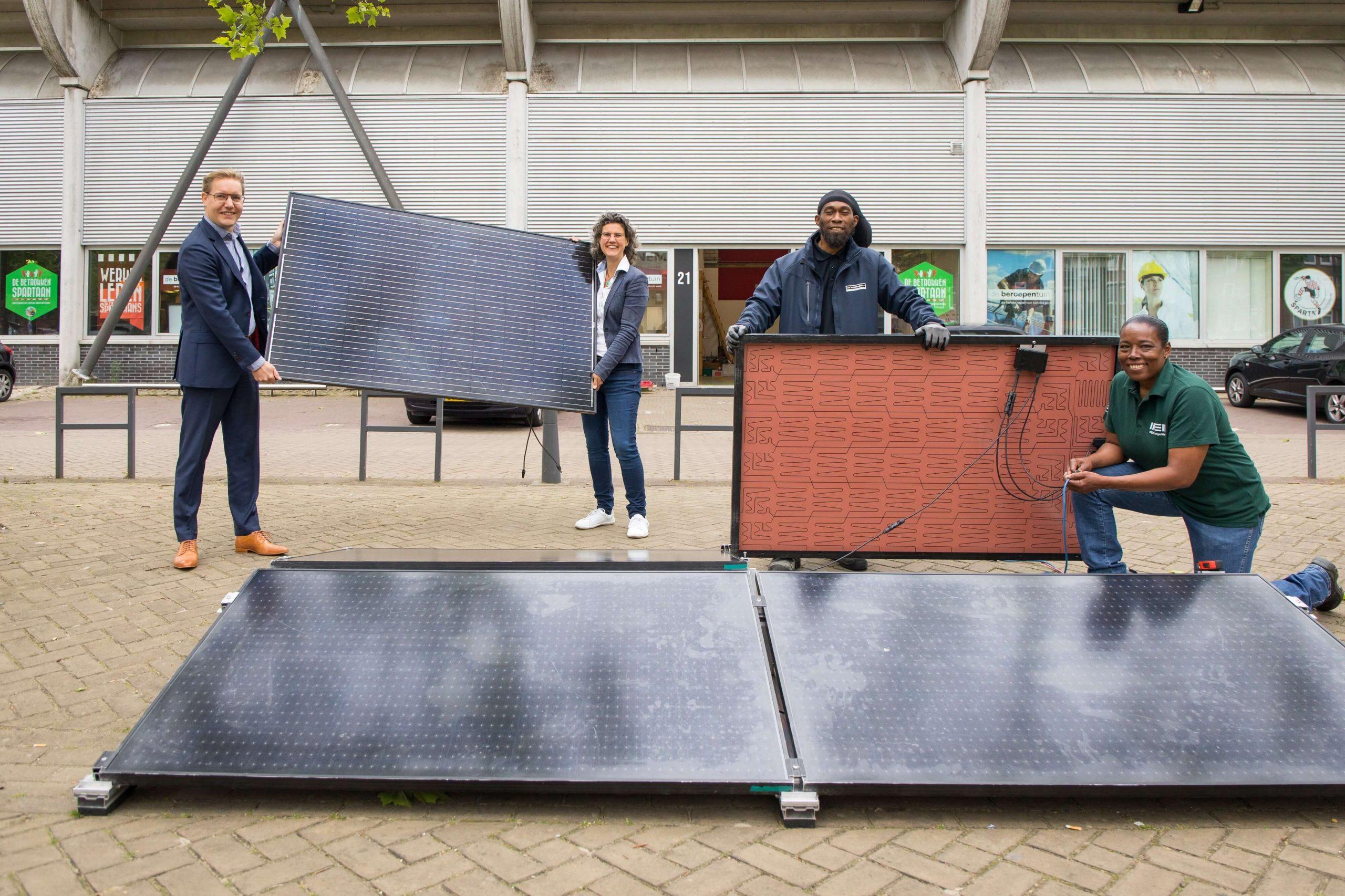 Klimaatfonds in Rotterdam