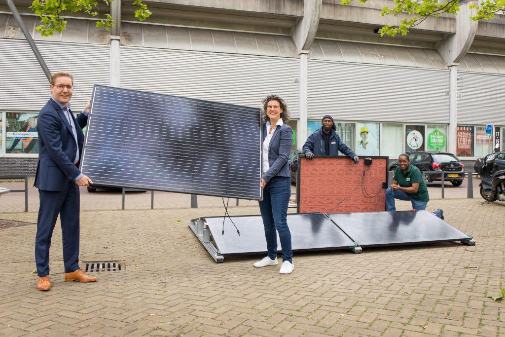 Klimaatfonds start in Rotterdam